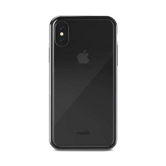 Moshi Vitros iPhone X - Raven Black