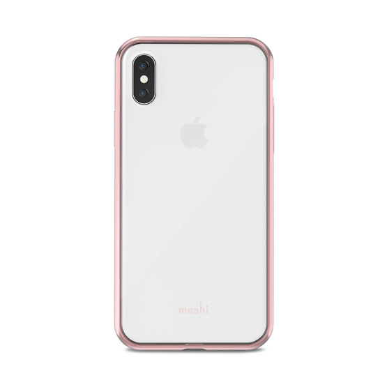 Moshi Vitros iPhone X - Orchid Pink