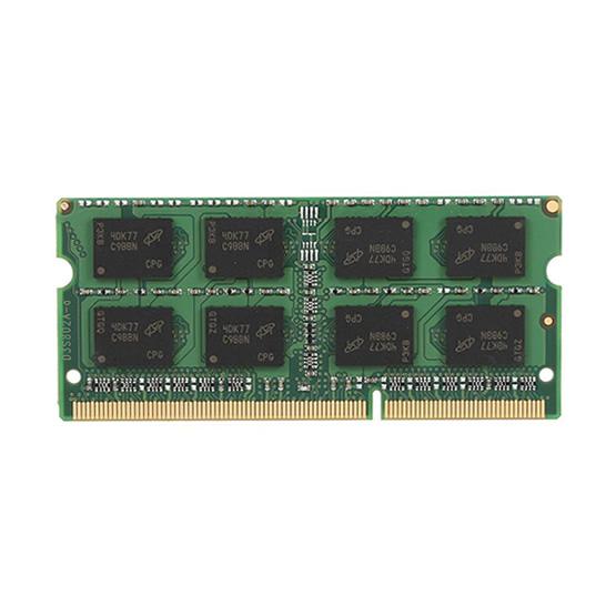 Memoria 8 GB DDR3 1600 SODIMM