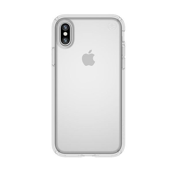 Speck Presidio Clear iPhone X - Clear