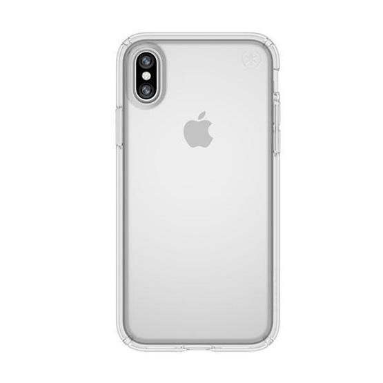 Speck Presidio Clear iPhone X - Clear