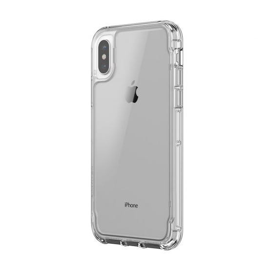 Griffin Survivor Strong iPhone X/XS - Clear