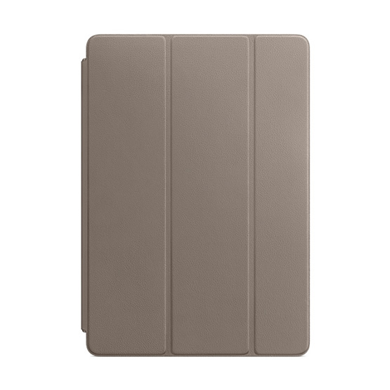 Apple Leather Smart Cover para iPad 10.2 /iPad Pro 10.5/iPad Air de 10.5 - Taupe