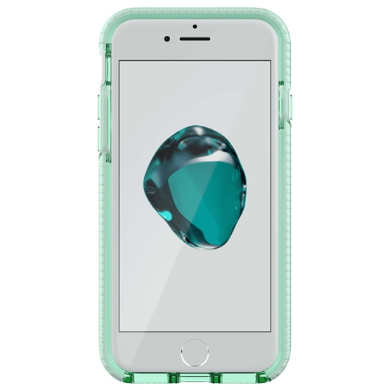 Tech21 Evo Gem iPhone 8/7 Plus - Green