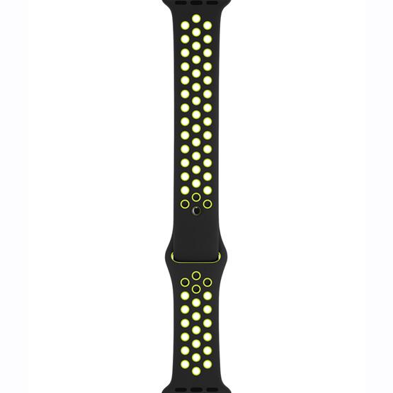 Apple Watch Sport Band Nike+ - 42mm - Volt/Black