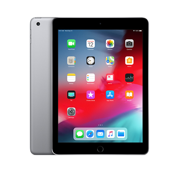 iPad Wi-Fi 32 GB - Space Gray