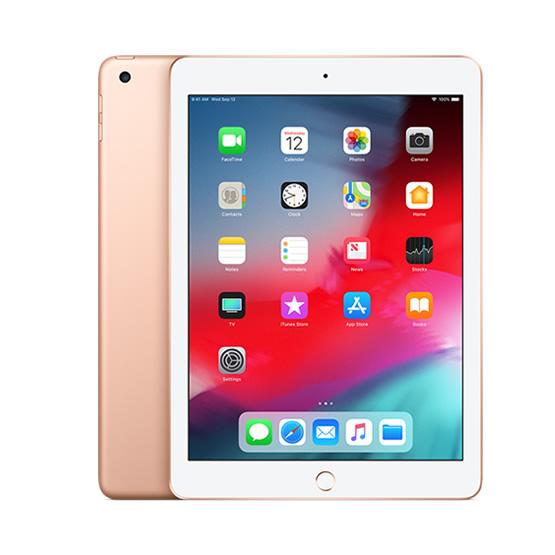 iPad Wi-Fi 128 GB - Gold