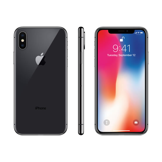 iPhone X 64 GB - Space Gray