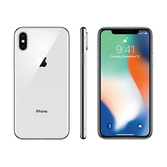 iPhone X 64 GB - Silver