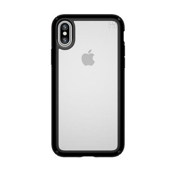 Speck Presidio Show iPhone X/XS - Clear/Black